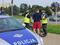 policjai rowery