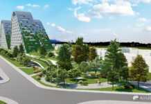 Wizualizacja: MWM Architekci