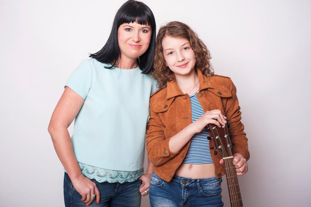 Fot. Materiały prasowe. Na zdjęciu Anna Czenczek i Alicja Rega