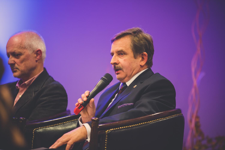 Fot. Ewa Szyfner / Rzeszów News. Na zdjęciu Wojciech Buczak