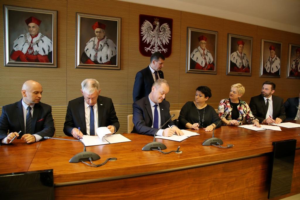 Zdjęcie: Marian Misiakiewicz / Politechnika Rzeszowska