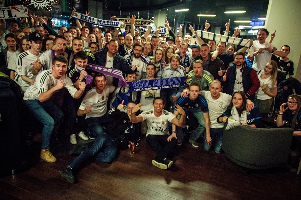 Zdjęcie: Materiały organizatorów. Zlot fanów Realu w Poznaniu