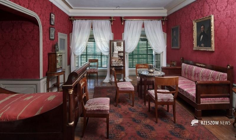 Pokój Sypialniany A - II piętro - fot. archiwum MZL