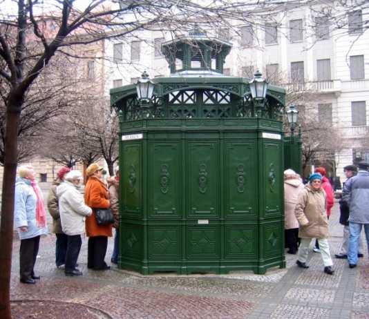 Zdjęcie: Zabytkowy Szalet Miejski w Berlinie / www.fototrip.pl