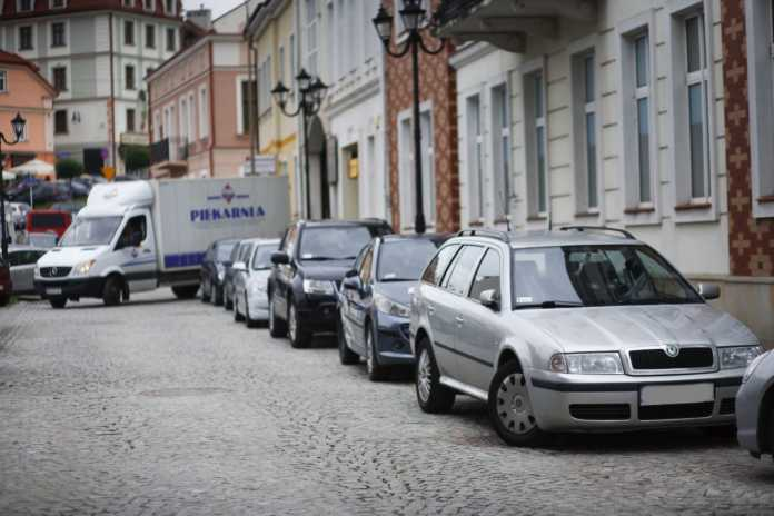 Strefa płatnego parkowania w Rzeszowie