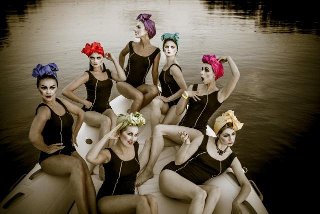 Dakh Daughters Band Fot fot. Olga Zakrevska