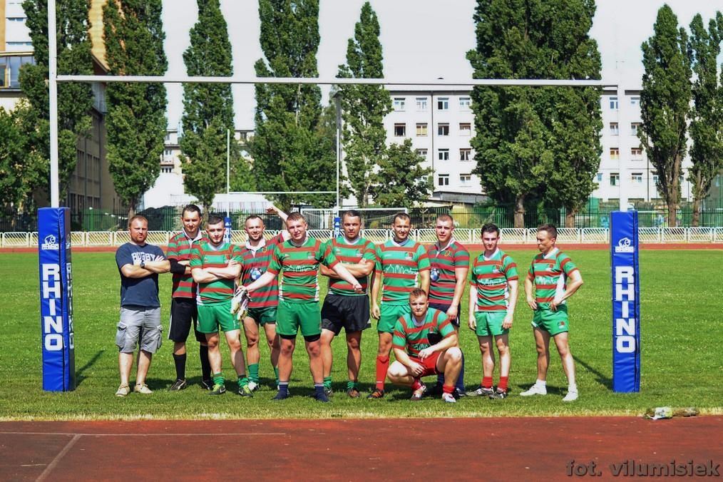 Zdjęcie: Materiały AZS Rugby Rzeszów