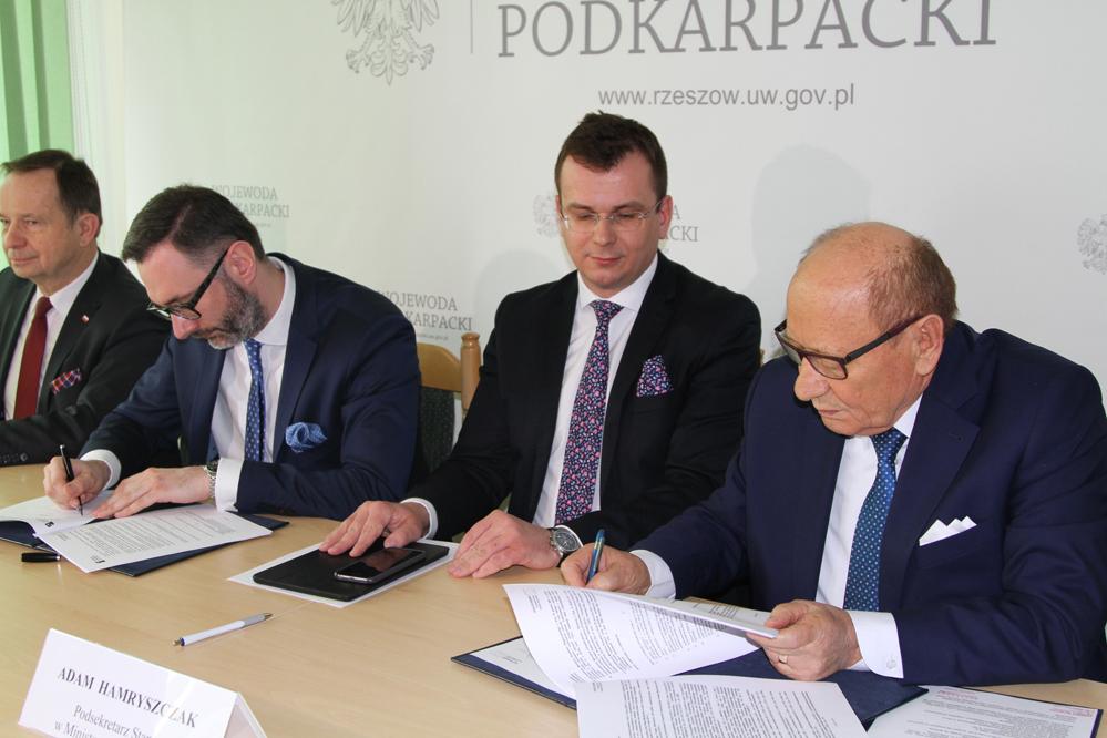 Zdjęcie: Podkarpacki Urząd Wojewódzki w Rzeszowie