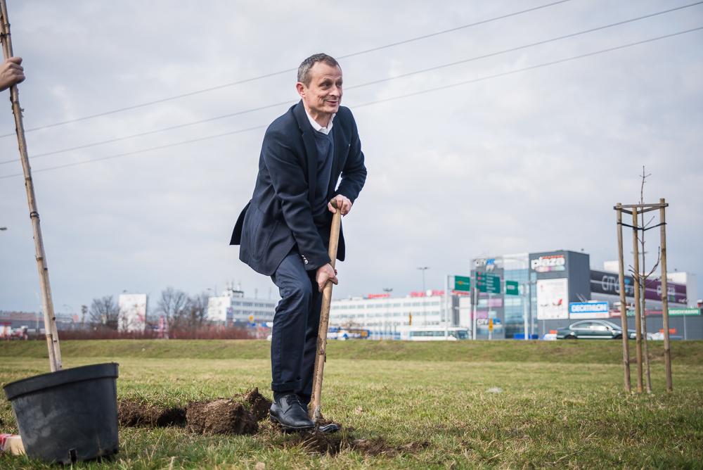Fot. Tomasz Modras / Rzeszów News. Na zdjęciu Zdzisław Gawlik