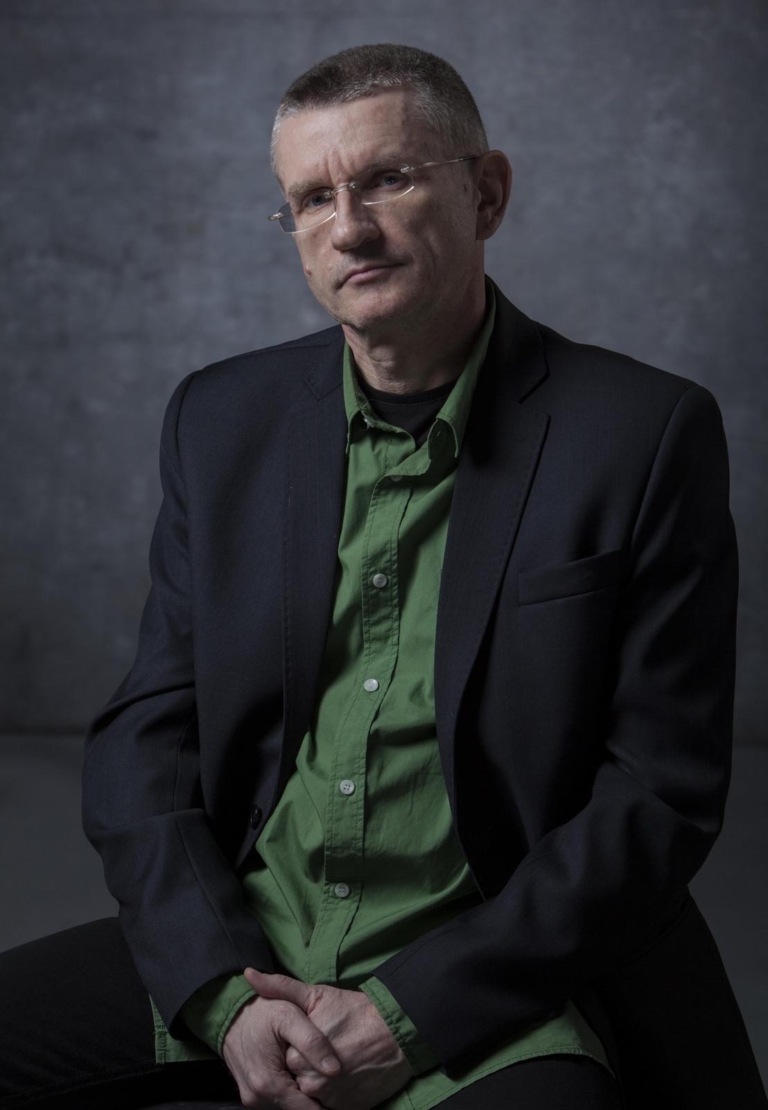 Fot. Michał Drozd. Na zdjęciu Roman Madejowski