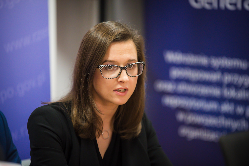 Fot. Tomasz Modras / Rzeszów News. Na zdjęciu prokurator Ewa Romankiewicz