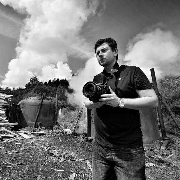 Fot. Materiały WSIiZ. Na zdjęciu Przemysław Hepnar-Niepokój