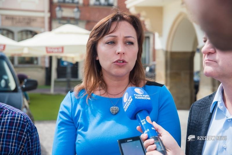Fot. Tomasz Modras / Rzeszów News. Na zdjęciu Anna Skiba