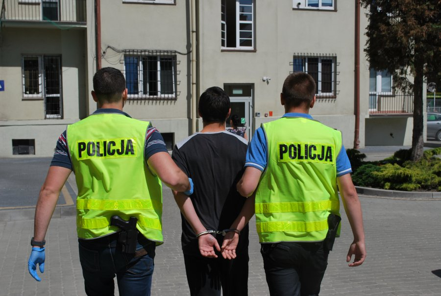 Zdjęcie: Komenda Miejska Policji w Rzeszowie