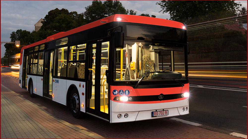 Fot. Materiały Urzędu Miasta w Rzeszowie. Na zdjęciu Sancity firmy Autobus