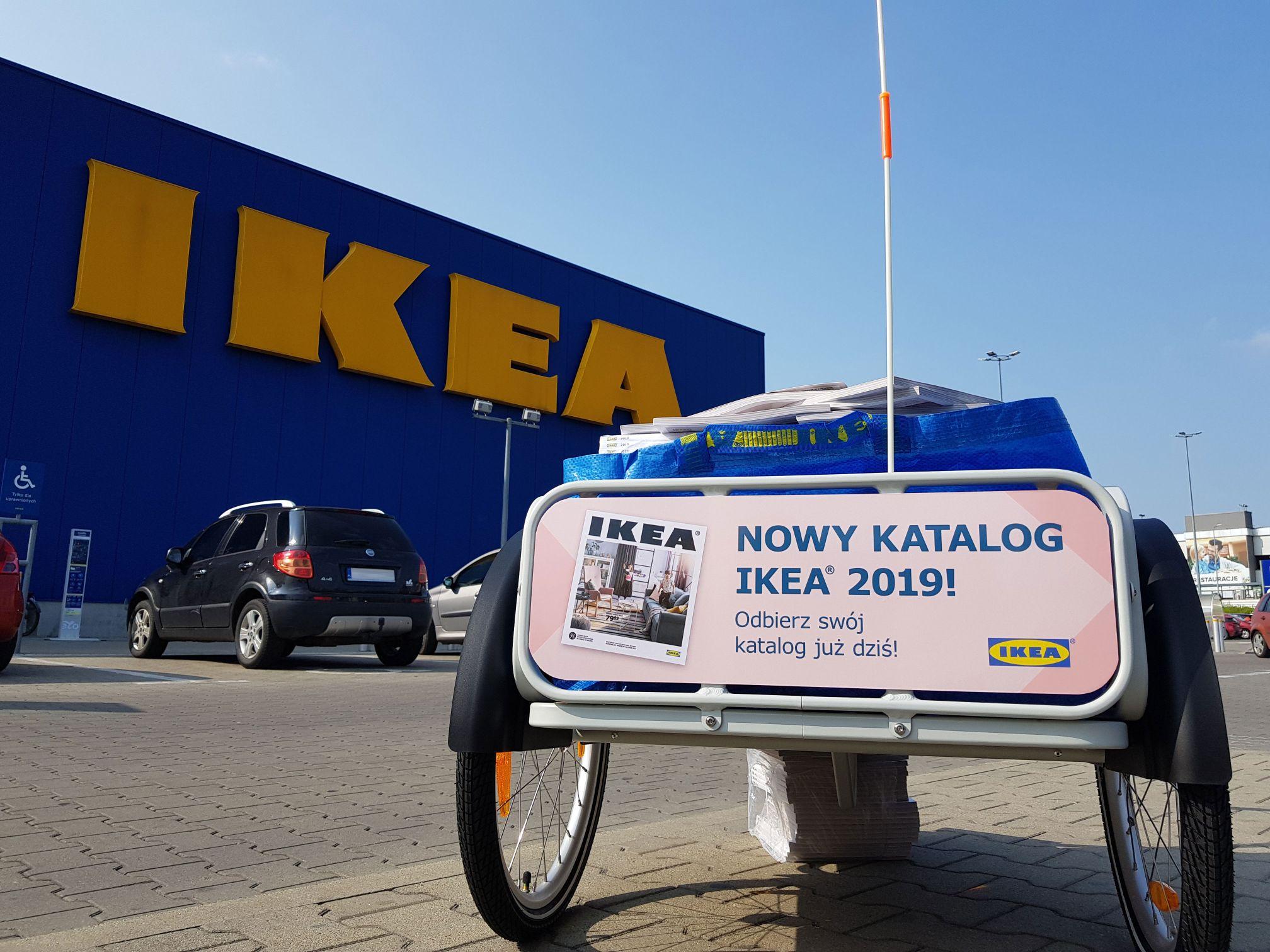Katalog Ikea 2019 Po Raz Pierwszy W Rzeszowie Rozdadza 15 Tys