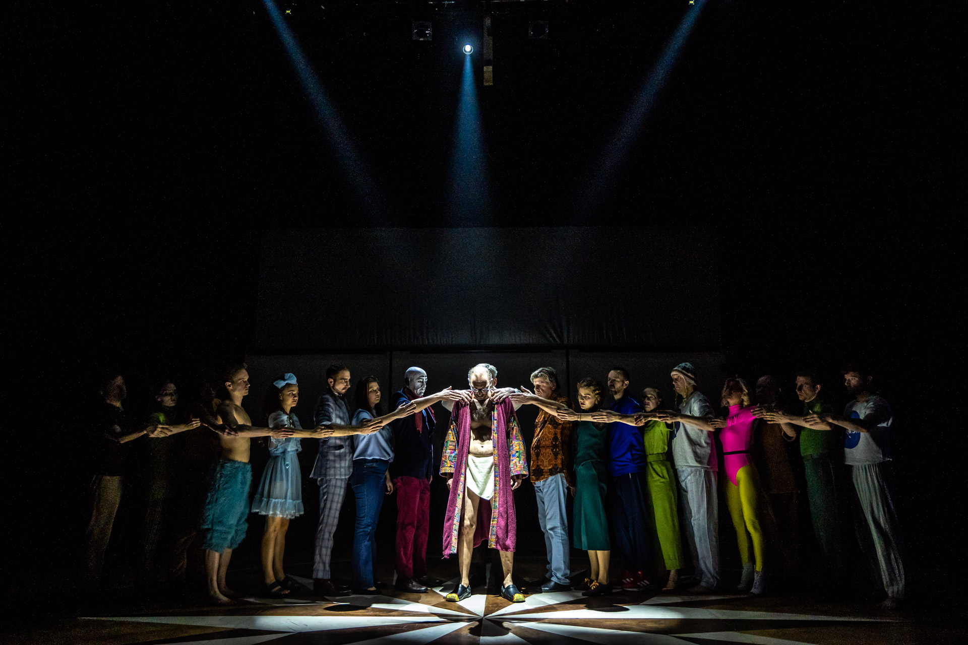 Zdjęcie: Maciej Rałowski  /  Teatr im. W.  Siemaszkowej